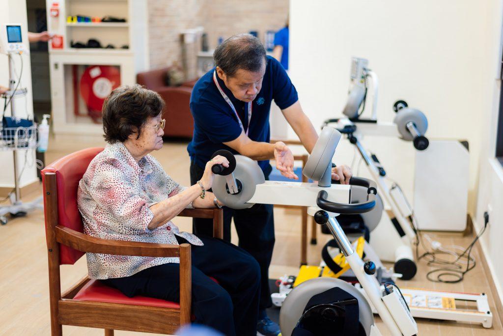 elderly care Singapore